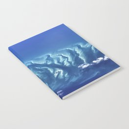 Caribbean Waters Notebook