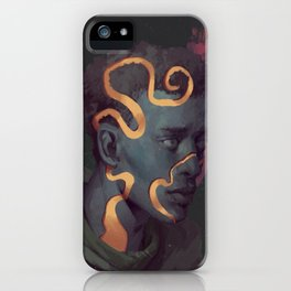 Mended II iPhone Case