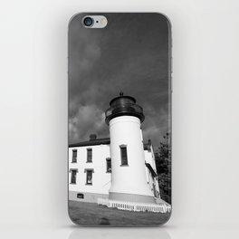 Admiralty Head Lighthouse iPhone Skin