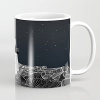 lighthouse Mugs featuring Lighthouse by Florent Bodart / Speakerine