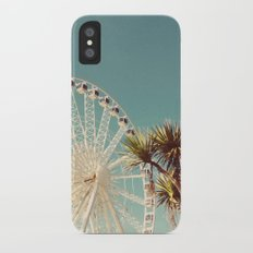 The Height of Summer Slim Case iPhone X