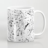 moss Mugs featuring MOSS by AnnaToman