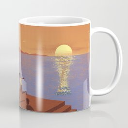 Dreaming the World Cup Coffee Mug