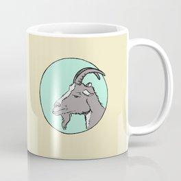 Goat Coffee Mug
