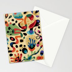 Wobbly Life Stationery Cards