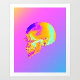 Lusk Art Print