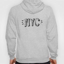 NYC lettering series: #2 Hoody