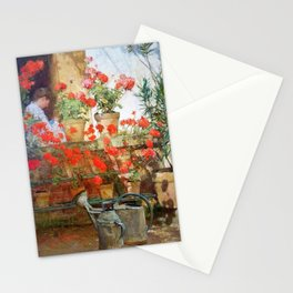 12,000pixel-500dpi - Frederick Childe Hassam - Hyde Collection - Digital Remastered Edition Stationery Cards