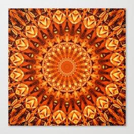 Mandala energy no. 2 Canvas Print
