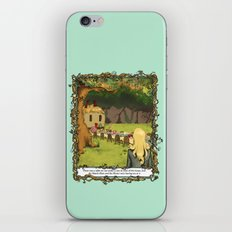The March Hare and the Hatter iPhone & iPod Skin