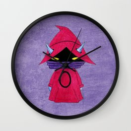 A Boy - Orko Wall Clock
