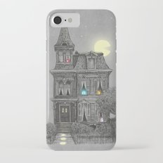Haunted by the 80's iPhone 7 Slim Case