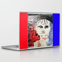 les miserables Laptop & iPad Skins featuring LES MISERABLES by JANUARY FROST