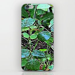 Living Leaves iPhone Skin