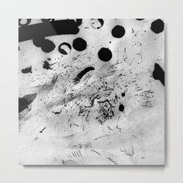 CONTEMPORARY ART Metal Print