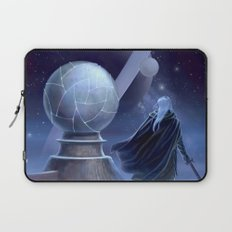The Temple at the End of Time Laptop Sleeve