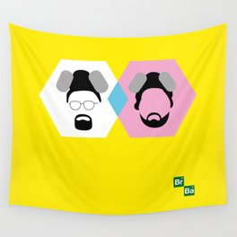 Breaking Bad | Walter White & Jesse Pinkman Wall Tapestry
