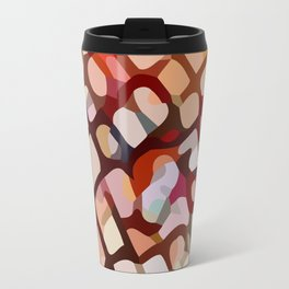 Crackle #5 Travel Mug