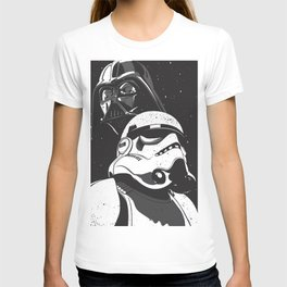 Darth and Storm T-shirt