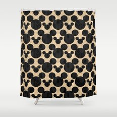 Mickeymouse Shower Curtains Society6