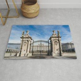 Royal Palace in Madrid Rug
