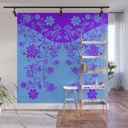 floral ornaments pattern ryip30 Wall Mural
