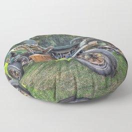La France Speedster Floor Pillow