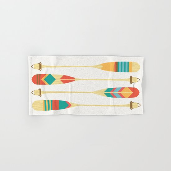Summer Lake Hand & Bath Towel