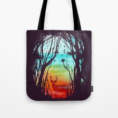 Lost In My Dreams Tote Bag