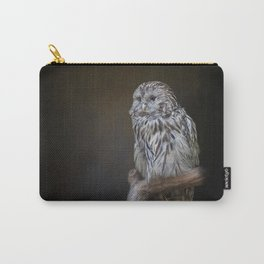 Lovely cute owl Carry-All Pouch