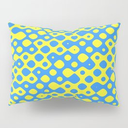 Brain Coral Blue Small Polyps - Coral Reef Series 026 Pillow Sham