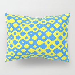 Brain Coral Blue Small Polyps - Coral Reef Series 026 Pillow Sham