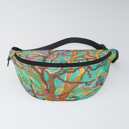 """""""Birds of Passage"""" by ICA PAVON Fanny Pack"""