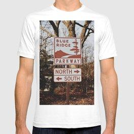 Blue Ridge Crossroads T-shirt
