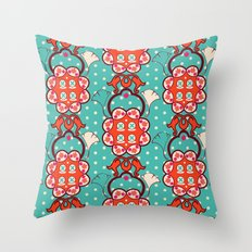 Creative pattern Throw Pillow