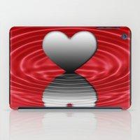 valentine iPad Cases featuring Valentine by Kathleen Stephens