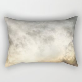 Flying Solo Rectangular Pillow
