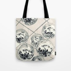 Disco Ball Tote Bag