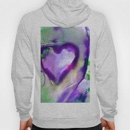 Heart Dreams 4D by Kathy Morton Stanion Hoody