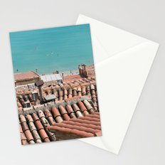 Everything's here Stationery Cards