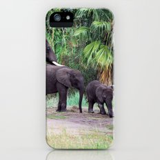 Elephant Walk - Safari Slim Case iPhone (5, 5s)