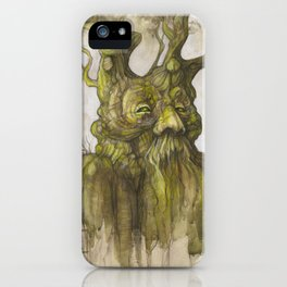 The Tree Herder iPhone Case