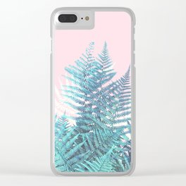 Tell me I'm pretty! Clear iPhone Case