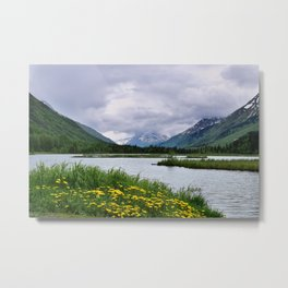 God's Country - III Metal Print