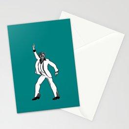 Saturday Night Cyberman Stationery Cards