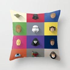 STARWARS SIMPLE Throw Pillow