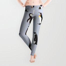 Penguin Pattern4 Leggings