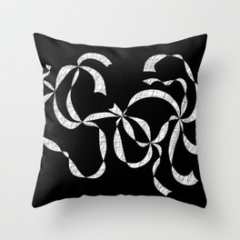 String Throw Pillow