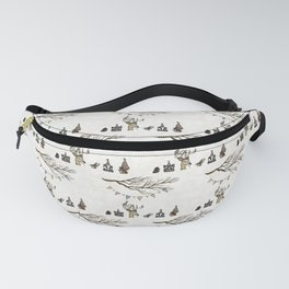 Party Animals Fanny Pack