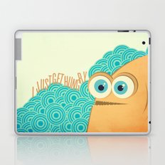 i just get hungry Laptop & iPad Skin